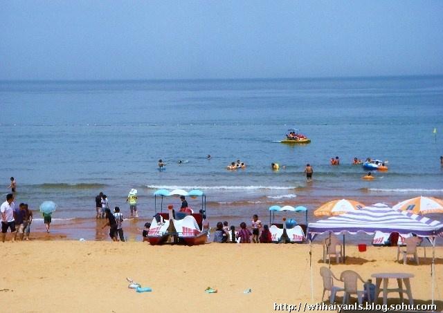 近日,几乎每个咨询威海海燕家庭旅馆的客人,都会问:现在能下海游泳了